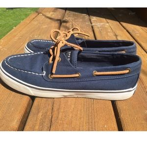 Blue Sperry